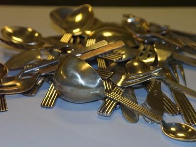 Antikt sølvbestik til sølvpriser