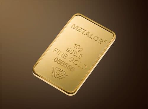 guldbar og investering i guld fra Schweiz vitus guld investeringsguld og guld 24 karat