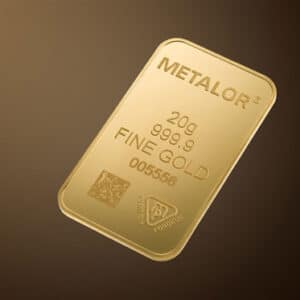 investering i guld og guldbar fra metalor vitus guod forhandler guldbarrer fra Schweiz