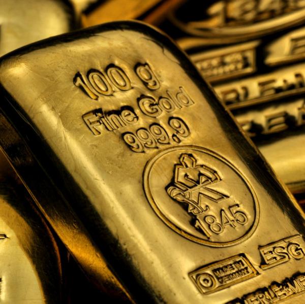 Vitus Guld webshop investerings produkter i finguld ægte guld 24 karat guld guldbarre 100 gr. støbt guldbarre cast guldbarre økonomisk strategi opsparing investering gave spredning af aktiv fysisk investering sikker og professionel handel