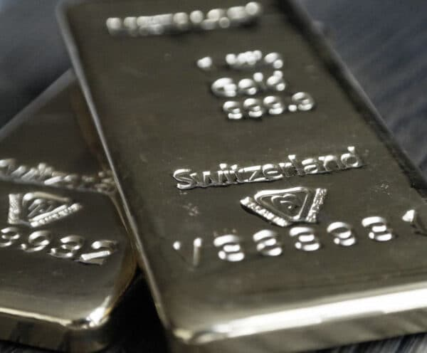 Guldbar 1 kg finguld fra Metalor i Schweiz investering i guld guldinvestering samt guldpriser