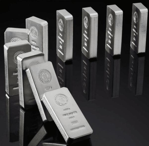 Vitus Guld webshop unikke sølvbarre god kvalitet ægte sølv ægte guld gave idé opsparing fornuftig gave lavrisiko