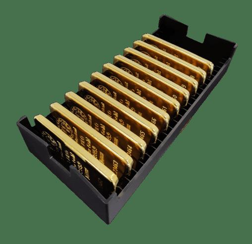 Argor Heraeus 1 kg. guldbarrer - 1000 gr guldbarrer - køb guld hos Vitus Guld til Danmarks bedste guldpris