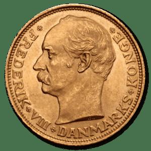 Frederik d. 8 Guldmønt - Vitus Guld - Danmarks Førende Guldhandler