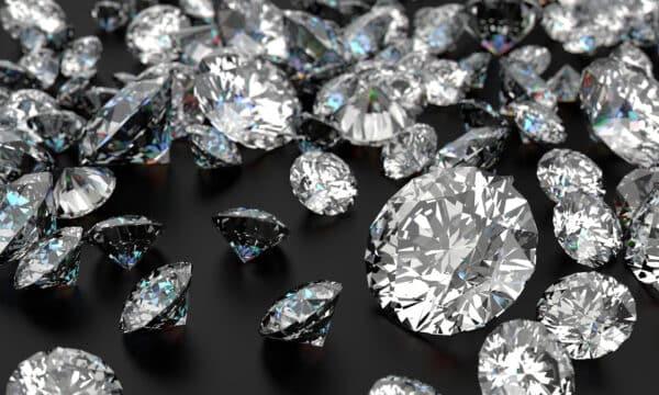 Diamanter / Brillanter hos Vitus Guld - køb din diamant i dag på vores webshop