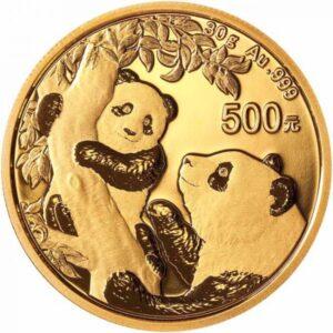 Kinesisk Guldmønt 30 gr finguld - Vitus Guld - Danmarks Førende guldforhandler af guldmønter