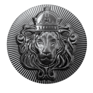 2 oz Sølvbarre/Sølvmønt - Round Silver Stacker Scottsdale Mint i Arizona USA - Køb investerings sølv hos Vitus Guld